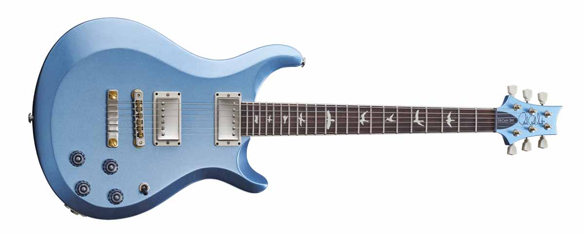 PRS S2 McCarty Thinline 594 – Guitarist rating 9/10