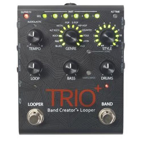 DigiTech TRIO+ guitar pedal