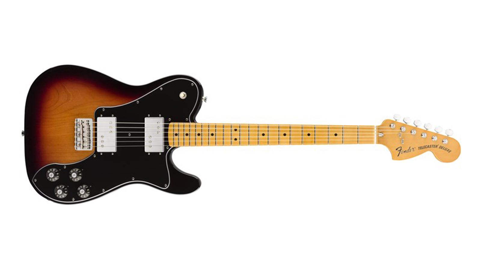 Best Telecaster: Fender Vintera '70s Telecaster Deluxe