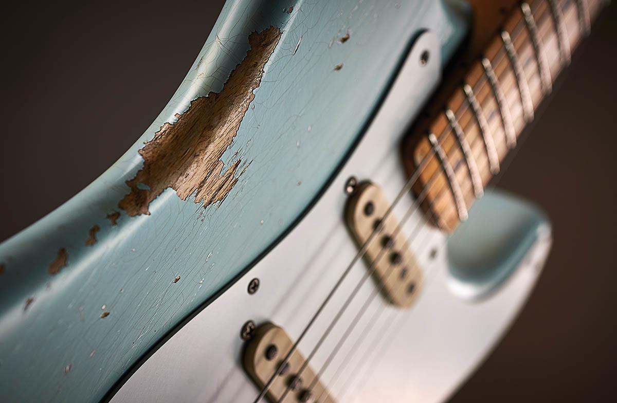 Relic'd Fender Stratocaster